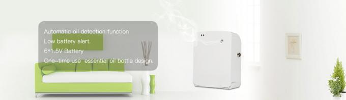 0.52 Kg Battery Aroma Diffuser 80 - 100 M3 Coverage With 6 Pcs 1.5 Batteries