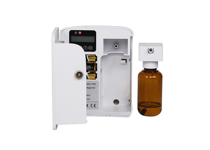 Elevator Aroma Essential Oil Diffuser , White Electric Home Fragrance Diffuser supplier